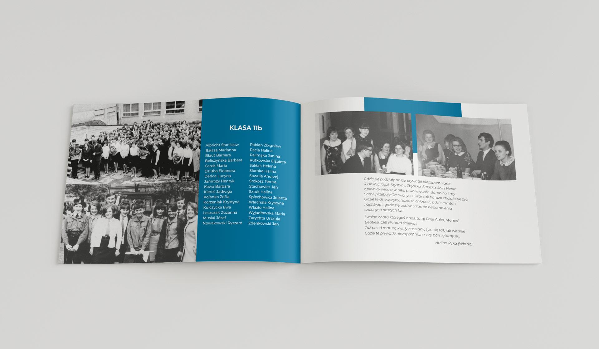 folder 50 lat po maturze